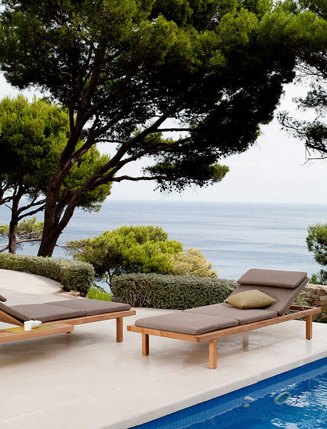 Sun Loungers - How To Pick The Right One For You - Magazin Muebles ...